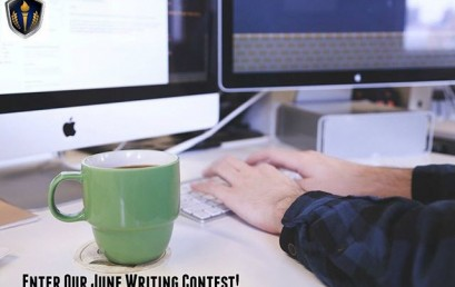 Only two more days left to join our June Writing Challenge…Enter for your chance to win the $250 prize! You can even become a Featured Writer for HonorSociety.org…Make sure to read the following directions and submit your entries: http://bit.ly/1RoJ9UK