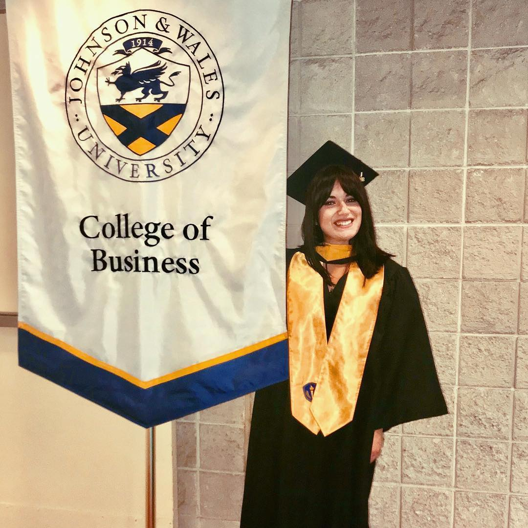 """""""It always seems impossible until it's done ?? #jwu #graduation #soflo #honorsociety"""" #Repost…"""