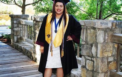 """#Repost @mini_ace17 """"89% of low-income, first generation & non-traditional students do NOT finish their college education. 1 in 3 WOMEN have LESS than a high school diploma.  TODAY, I have beaten those statistics!! I have BROKEN barriers, and all of this I have done for my FAMILY & the LATINO COMMUNITY! I am BEYOND PROUD to say I that in less than 24 hours I will be earning my Bachelors of Science in Child Development, which I will be putting to use in order to pursue my career as a PEDIATRIC THERAPIST! Words CANNOT describe what I feel right now. All I can say is…""""Thank you Lord for all the strength you have given me during these years, this triumph isn't only mine, or my family's, but it's also yours Lord."""" Oh and one more thing…LOOK OUT  WORLD ? Here I come!!!   #TWUGrad2018 #EducatedLatina #ParaMiGente #SiSePudo? #OrgulloLatino #HijaDeImmigrantes #SoyFuerte #SoyCapaz #SoyMujer #FirstGeneration #HonorSociety #Pioneers #NextStopGradSchool #ButFirstLetMeTakeABreak ??????"""""""