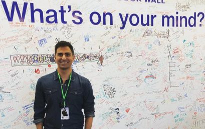 """""""Made it to the Facebook wall! What should I write?"""" ? Honor Society Executive Director…"""